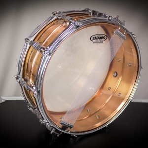 Ludwig Bronze Side