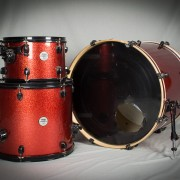 Mapex Red Sparkle Kit