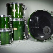 Pearl Masters Green Kit