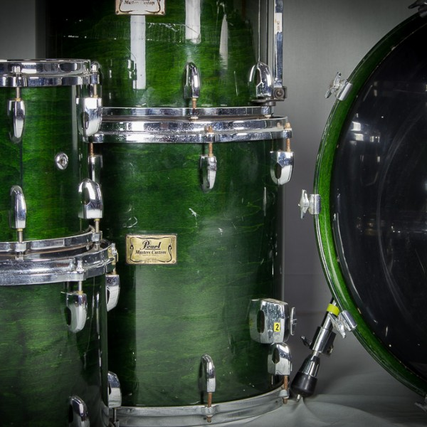 Pearl Masters Green Kit Close